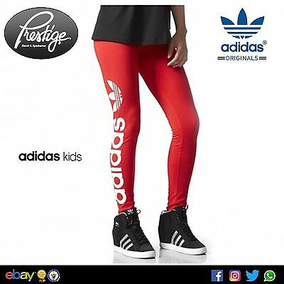 LEGGINGS girls Adidas  Tg: 2-3;5-6;6-7;8-9;9-10;10-11;11-12;12-13