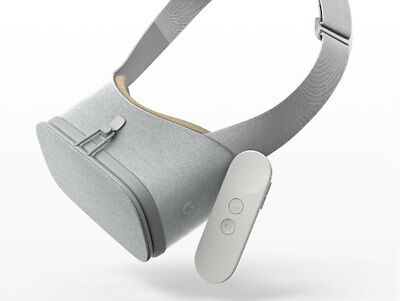 Google Daydream View SNOW VR Headset For Pixel & Pixel XL