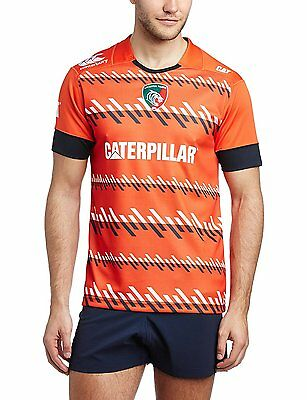 Canterbury Leicester Tigers ALT Pro Short Sleeve Rugby Jersey - L