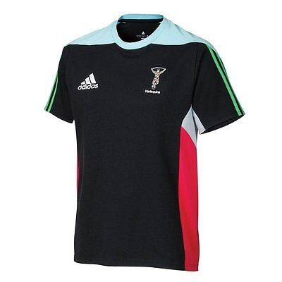 Harlequins 2014/15 Players Rugby Performance T-Shirt - size M