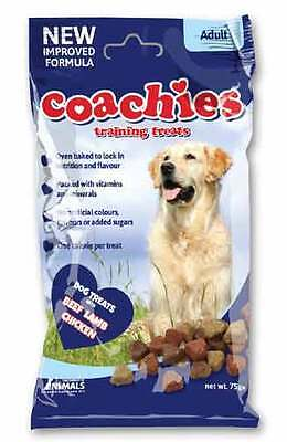 Coachies Beef, Lamb and Chicken Dog Treats