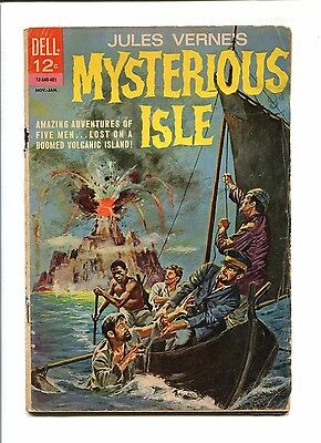 Mysterious Isle No 1
