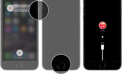 iPhone software problems 7/7plus/6/6s/6plus  recovery/dfu repair service