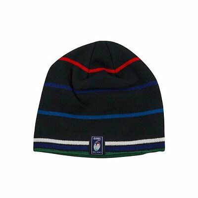RBS Six Nations Rugby Beanie Striped