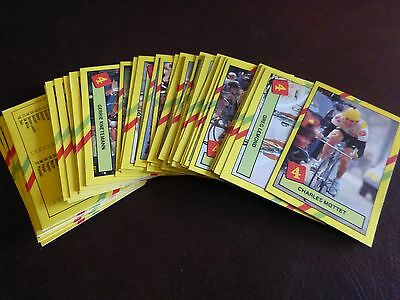 Topps Pro Cycling 45 Cards