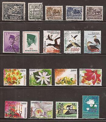 Indonesien ( Indonesia )  -  Lot Of Stamps