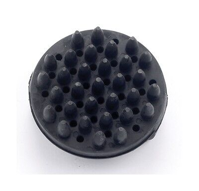 Lincoln Circular Rubber Curry Comb