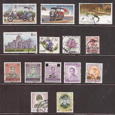 Thailand   -  Lot Of Stamps