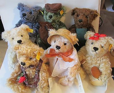 Steiff Bears of the Week - Full Collection Limited Edition