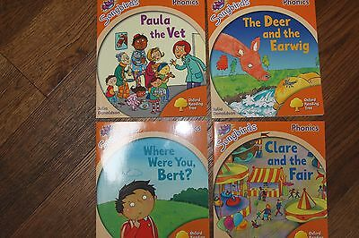 Set of 4 Oxford Reading Tree Books - Level 6