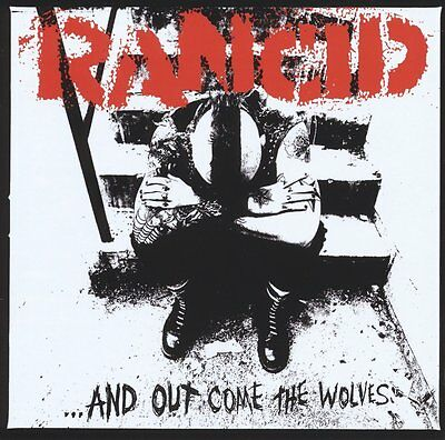 RANCID ...And Out Come The Wolves 180gm Vinyl LP NEW & SEALED 20th Anniversary