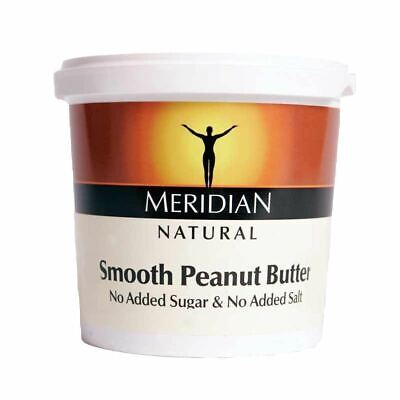 Meridian | Smooth Peanut Butter | 1 x 1kg