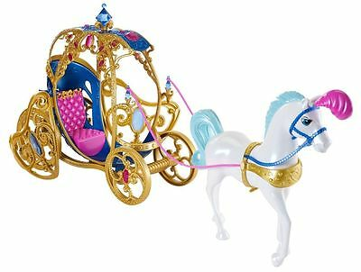 Disney Princess Cinderella's Horse and Carriage - CDC44 - New