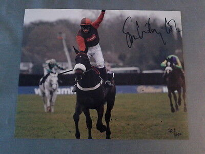 Photo, Kempton Pk. King George  V1 S/C  2010-   signed