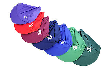 Charles Owen Lycra Hat Jockey Skull Silk Cover - 8 Colours
