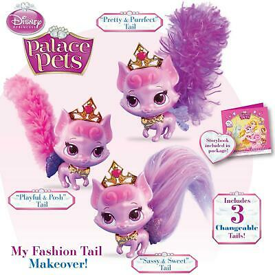 Disney Princess Palace Pets - Fashion Tails - Aurora's Kitty Beauty - 10809 New