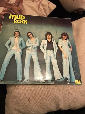 Mud Rock- Rak Record
