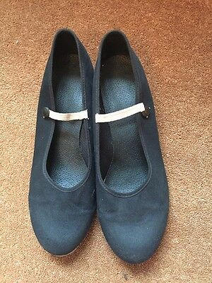 Freed Ballet Character Shoes Size 6.5