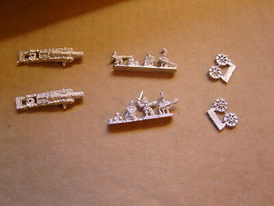 Warmaster Empire Cannons lot 1