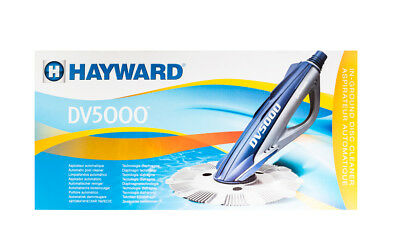 Hayward DV5000 Automatic In-Ground Pool Cleaner