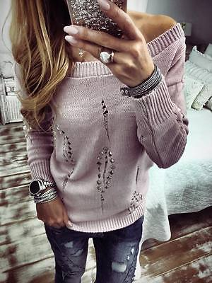New Fashion UK�� By o la la�� Beautiful Sweater  size M ��