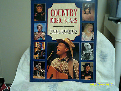 country music stars book