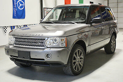 2007 Land Rover Range Rover HSE Sport Utility 4-Door Unbelievably Clean and Perfectly Maintained California Range Rover HSE!