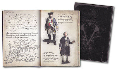 Assassin's creed 3 secret book collector