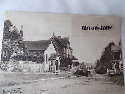 Old Postcard Of Bletchingley,surrey