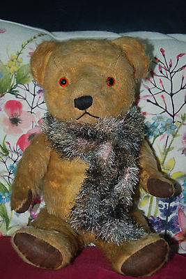 NOW REDUCED!! Chad Valley Chiltern Vintage Antique Old Teddy Bear