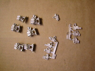 Epic  Space Marine Dreadnoughts x6
