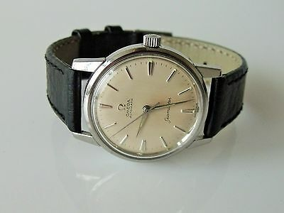 Gent's Vintage Cal.591 Omega Seamaster Automatic Wrist Watch