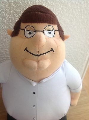 Family Guy Peter Griffin Plush Soft Toy  Figure