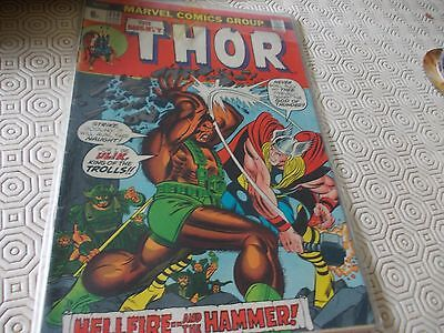 Thor 210.Marvel 70s issue.