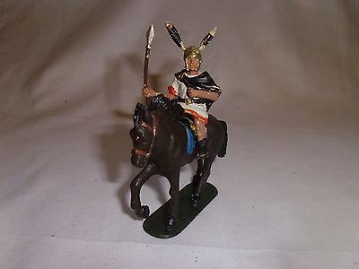 plastic toy soldiers 1/32 mounted roman 6