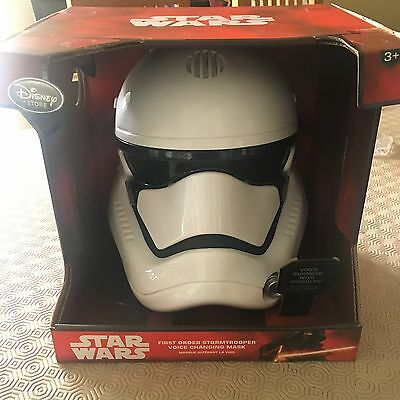Star Wars Stormtrooper Voice Changing Mask