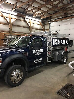 2008 Ford f-550 Super Duty 4x4 Fuel Delivery Truck
