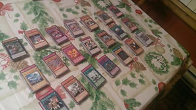 Yu-Gi-Oh! mixed lots of 43 cards