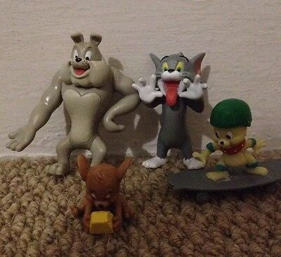 tom and jerry figures
