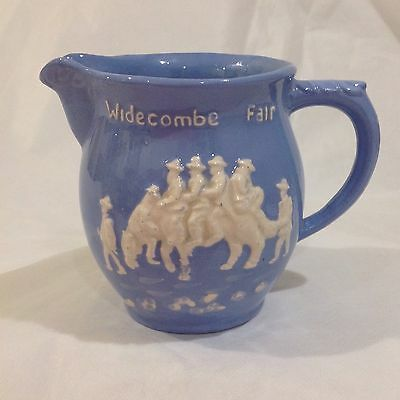 """Vintage Iconic Dartmouth  """"Widecombe Fair"""" Jug in Good Condition"""