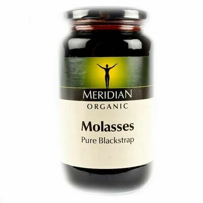 Meridian | Organic Blackstrap Molasses | 2 x 740g