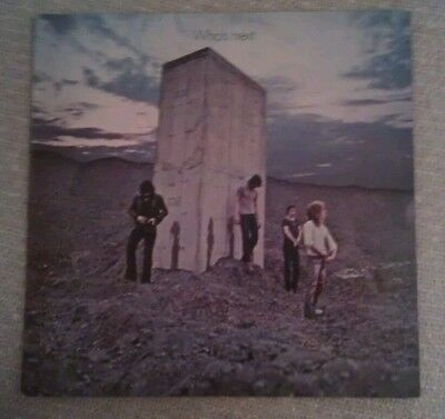 The Who - Who's Next - Uk 1St Press Lp 2408102 - A1/b2