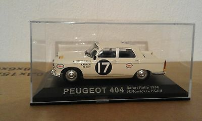 1/43 model from the rally car collection