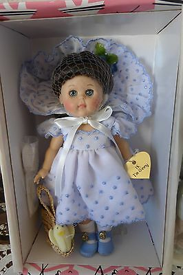 """2002 Ginny 8"""" by Vogue Doll Company, Easter Bonnet"""