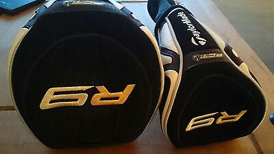 taylormade r9 driver and 5 wood