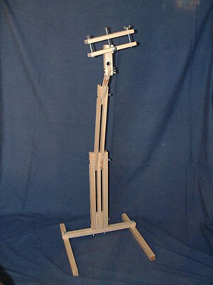Craft cross stitch  / embroidery / floor frame / stand