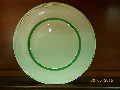 clarice cliff plate 10""