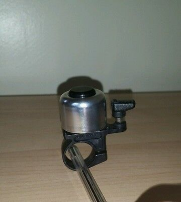 New bike bell. For mtb road cycle safety