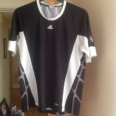 Men's Adidas Formotion Football Training Shirt L Climacool F50