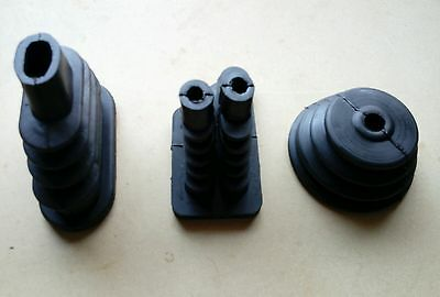 Nissan patrol g60 gear and hand brake boots